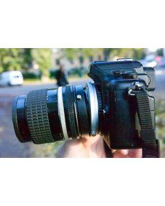 Kipon Nikon-Micro 4/3 tilt adapter