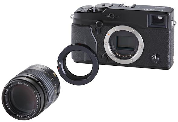 Fuji X cameras