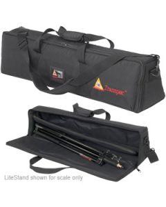 Gig Transport Bag 91x25x25cm Triangular shape padded bag