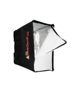 PHOTOFLEX SilverDome NXT SoftBox / Flash / Halogen / Small-41x56x33 cm
