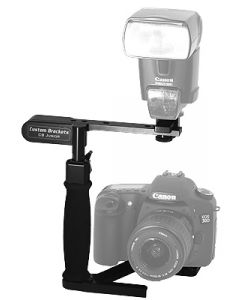 CB Junior Flash Rotating Bracket For all cameras