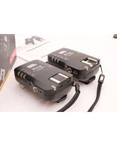 King receiver for Canon e-TTL trigger (radio) ekstra mottaker