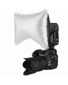 "PHOTOFLEX Mini SoftBox for ""on-camera-flash"" / Large-6x10cm"