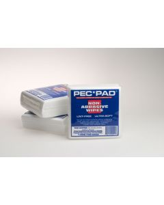 "Photographic Solutions Sensor Swab PEC*PAD PecPad / 4""x4"" / 10 X 10 cm / pk á 100 pc"